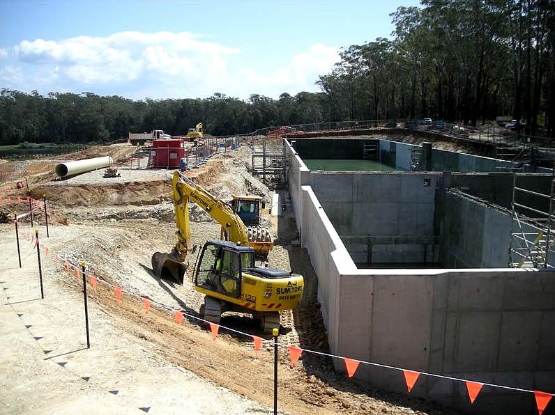 Nambucca Heads Sewage Treatment Plant Upgrade