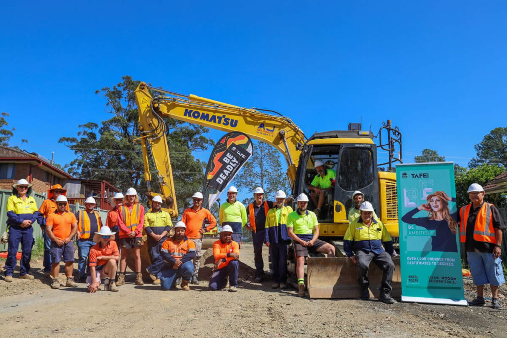 Bowraville LALC Roads To Home Project
