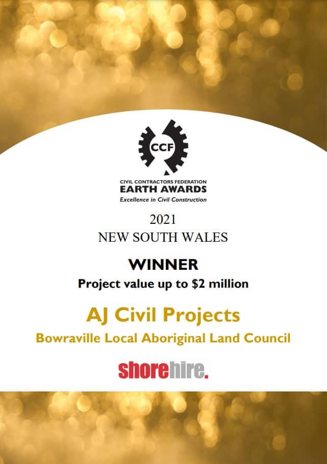 Earth Awards 2021